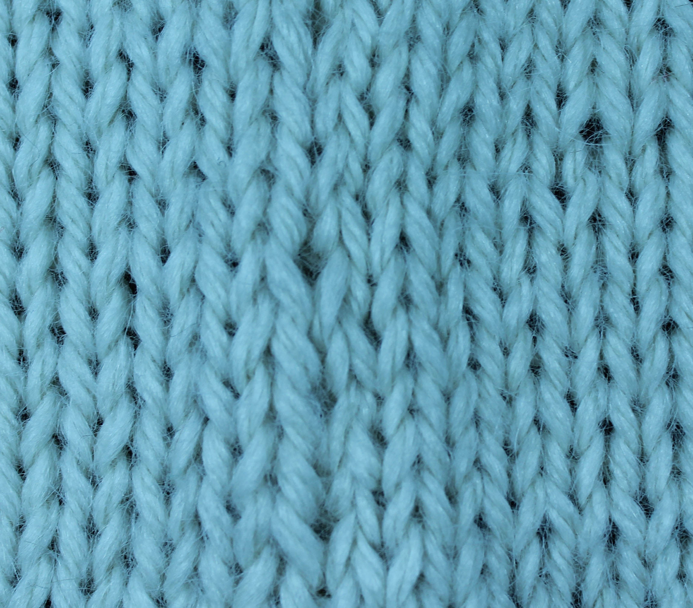 How to Seam Stockinette Stitch (St. st) knotty bebe